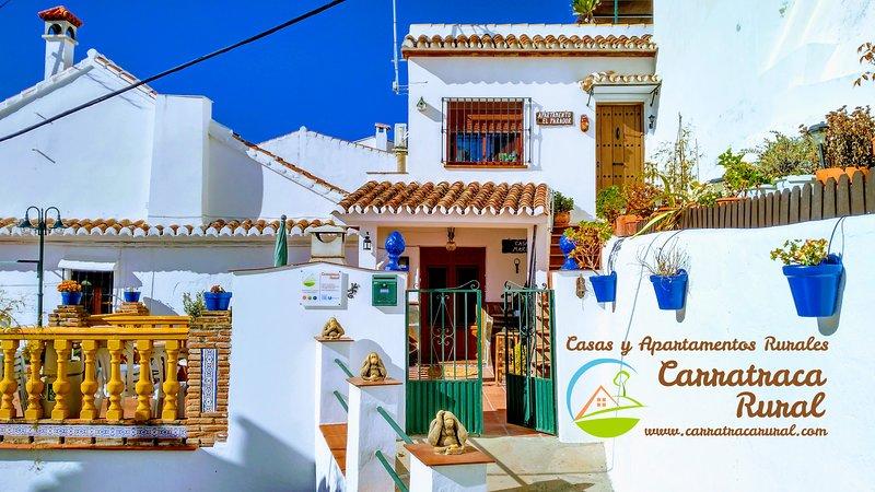 Casa Rural María, vacation rental in Casarabonela
