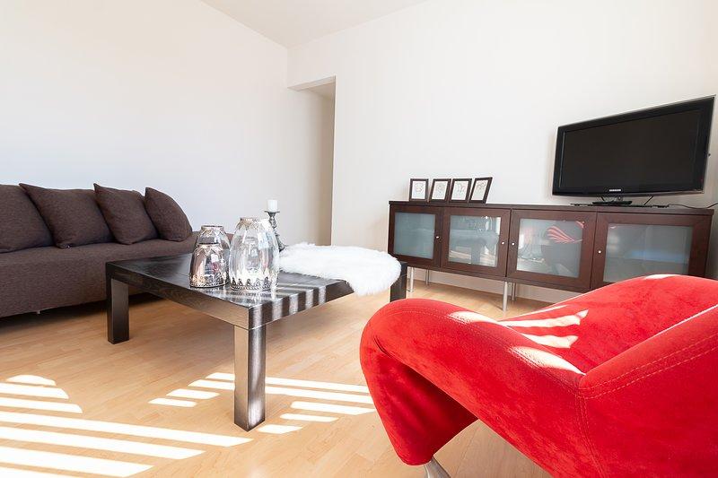 Appartement Schin op Geul, Valkenburg aan de Geul, vakantiewoning in Valkenburg