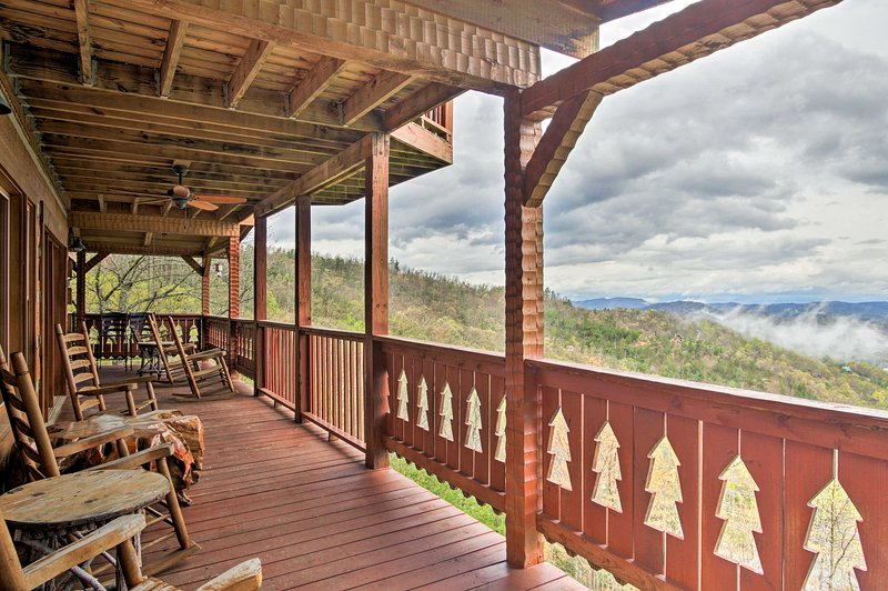 Your mountain home-away-from-home awaits at this vacation rental!