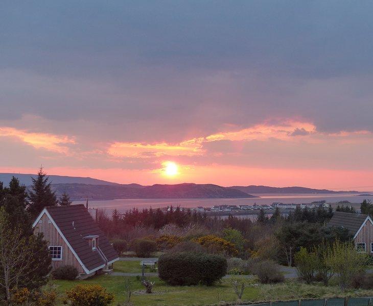 Aultbea Lodges - Lodge 4 - No pets, location de vacances à Little Loch Broom