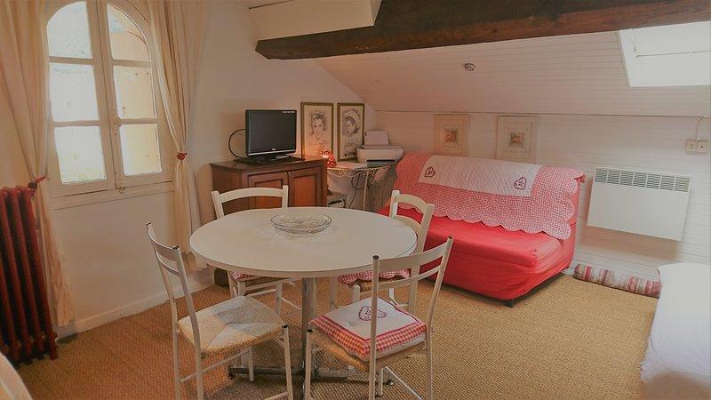 Charmant studio à Amélie les Bains proche thermes (AB Studio), location de vacances à Corsavy