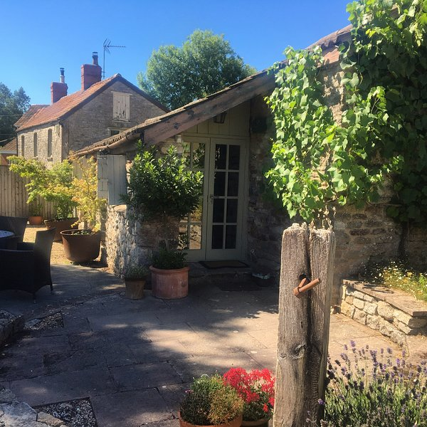 Fenny Castle Vineyard Cottage, holiday rental in Worth