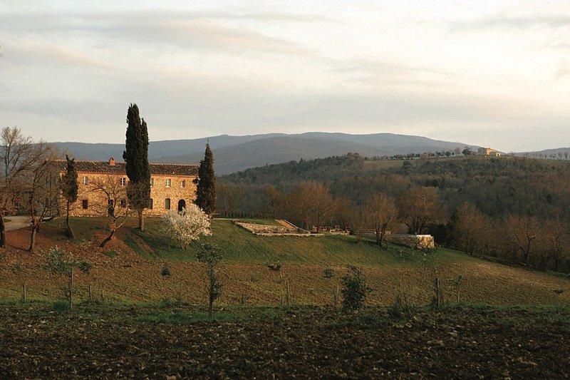 San Regolo, holiday rental in Capannino della Suvera