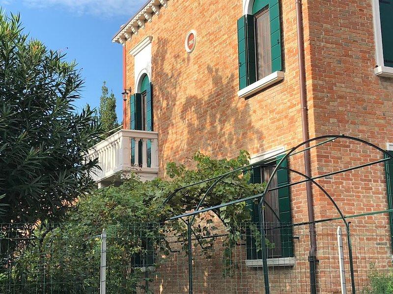 Villa Contarini BnB - Allegria, holiday rental in Lido di Venezia