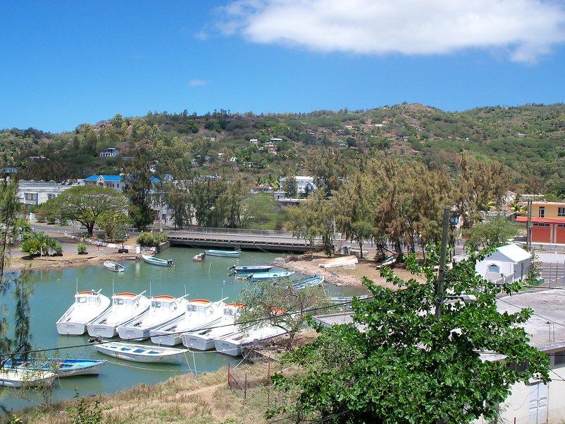 Villa Acajou,Ile Rodrigues, location de vacances à Coromandel
