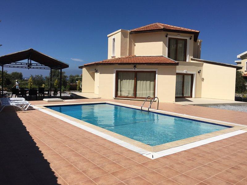 Holiday Villa in Karsıyaka with private pool, holiday rental in Kormakitis