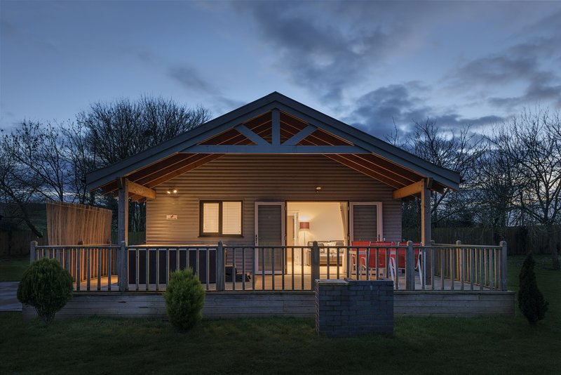 Kingfisher Lodge, Redlake Farm - Nestled away in the Somerset countryside this t, Ferienwohnung in Butleigh
