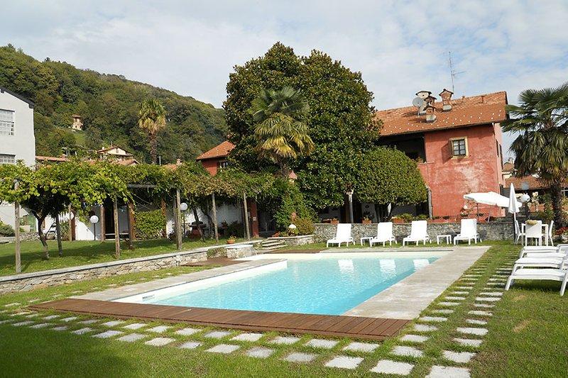 Villa sul Lago APARTMENT 5, casa vacanza a Fosseno