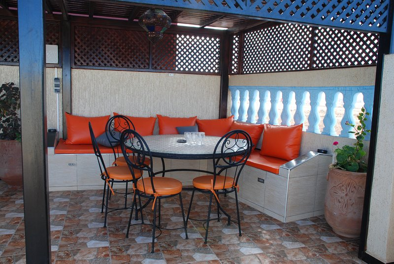 Nice apartment near the beach, vacation rental in Mirleft