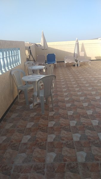 Nice house near the beach & terrace, vacation rental in Mirleft