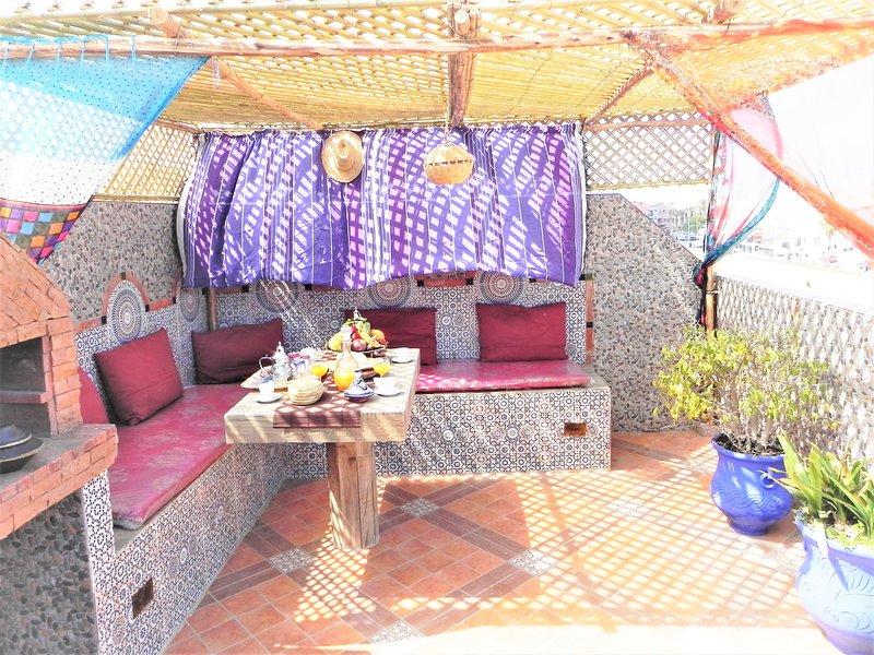 Riad Dar Statia, holiday rental in El Jadida