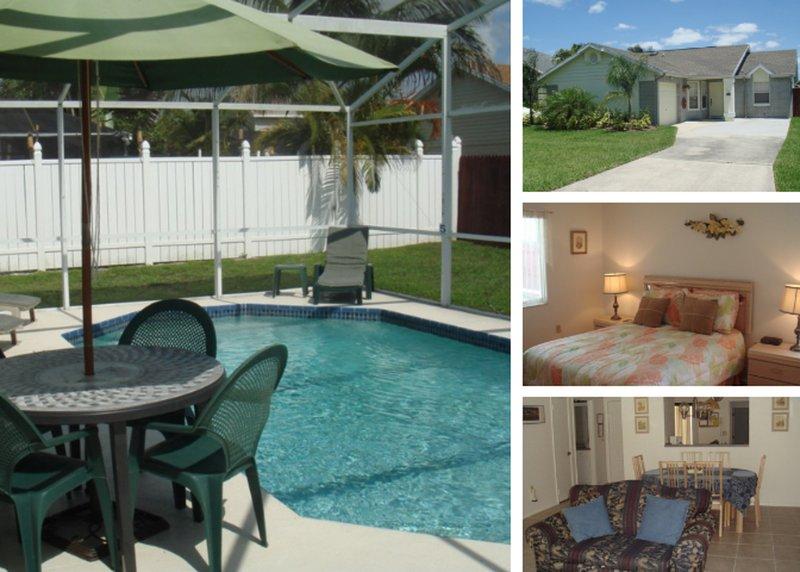 5 Star Private Villa, Cypress Lake, Orlando Villa 3021, alquiler vacacional en Buena Ventura Lakes