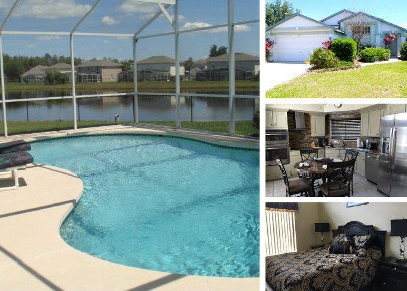 5 Star Private Villa, Willowbrook , Orlando Villa 3014, alquiler vacacional en Buena Ventura Lakes