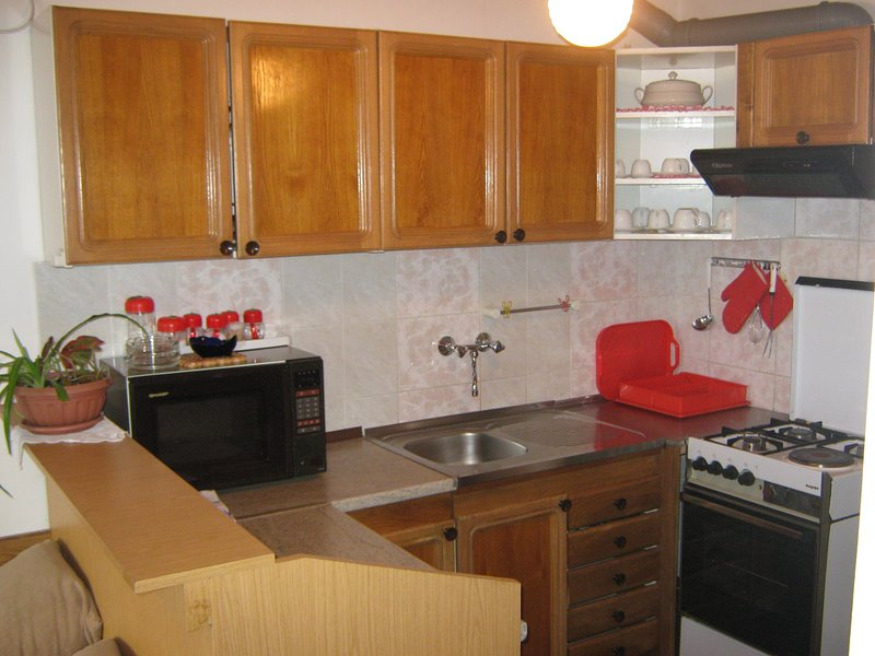Pinezici Apartment Sleeps 4 with Air Con and WiFi - 5811412, vacation rental in Njivice
