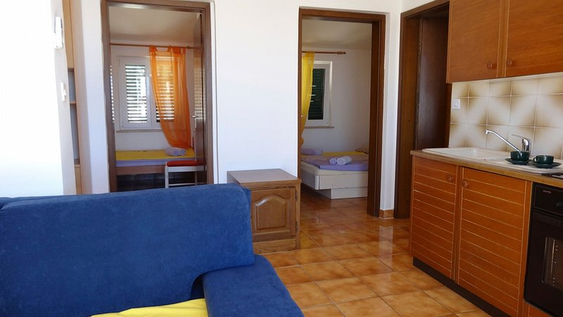 Vidalici Apartment Sleeps 4 with Air Con and WiFi - 5811559, location de vacances à Vidalici