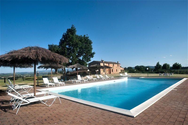 Casale il Poggino, vacation rental in Buonconvento