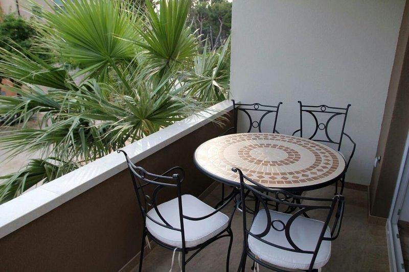 Terrace, Surface: 5 m²
