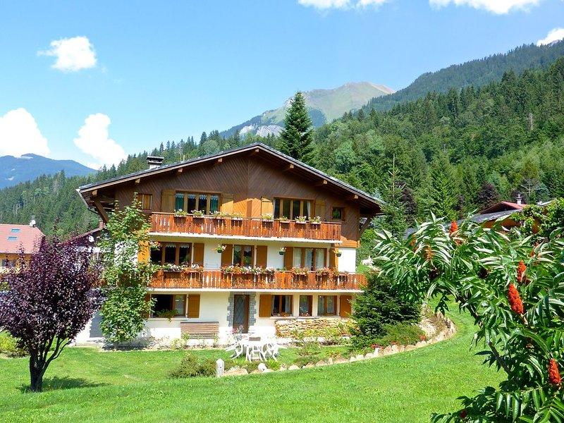 Apartment with mountain view, aluguéis de temporada em Les Contamines-Montjoie