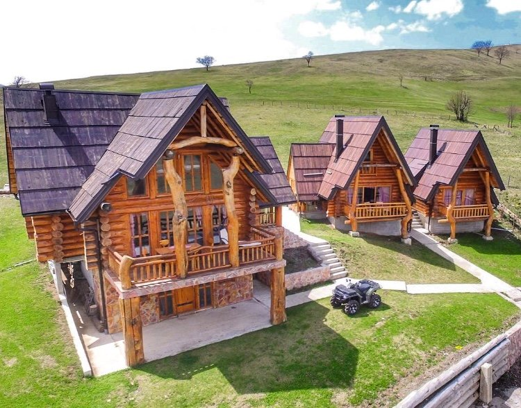 Wooden Valley Zlatibor Resort, holiday rental in Cajetina