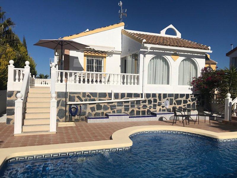 Casa Lisa, vacation rental in Camposol