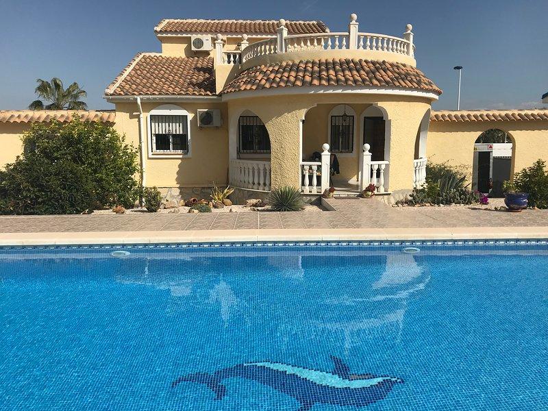 Neptuno 2515, alquiler de vacaciones en Mazarrón