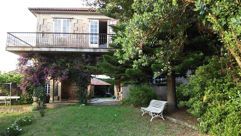 Villa El Piñeiro, vacation rental in Pontevedra