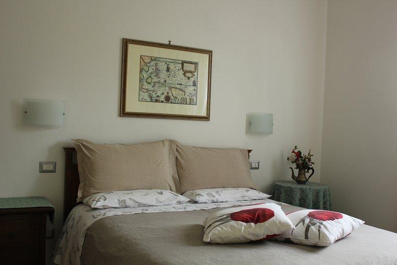 Il giardino Di Isa (Appartamento-guest house), holiday rental in Certaldo