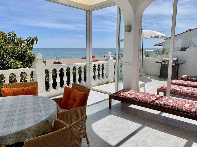 Beach Villa in La Cala de Mijas, alquiler de vacaciones en Mijas