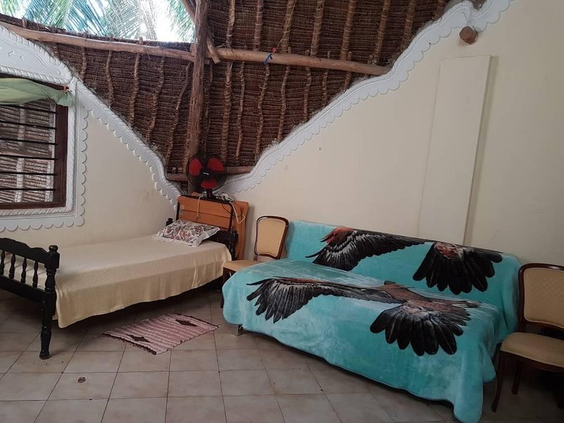 KIVULII VILLAS Triple Room 3, holiday rental in Diani Beach