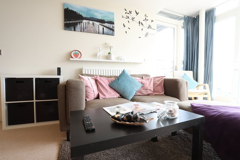 Fiveways Garden View Apartment, location de vacances à Birmingham