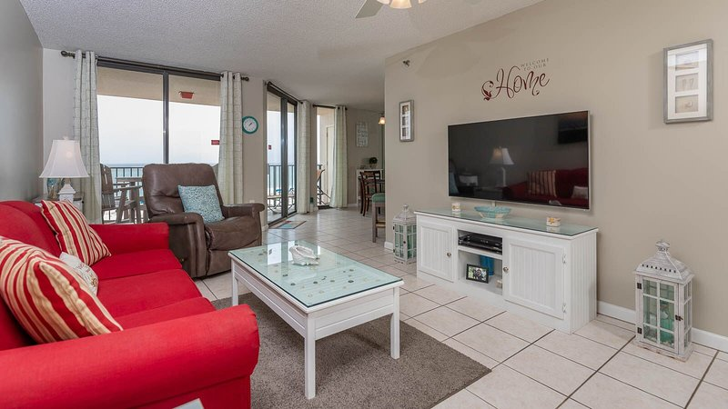 Phoenix  East  *BEACHFRONT* 4th Floor 1br / 1 bath, alquiler de vacaciones en Orange Beach