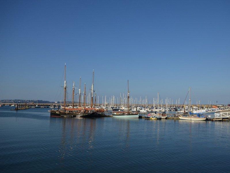 Brixham marina