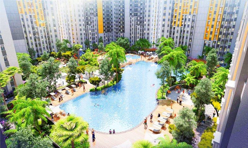 Eco Green Apartment, holiday rental in Cikarang