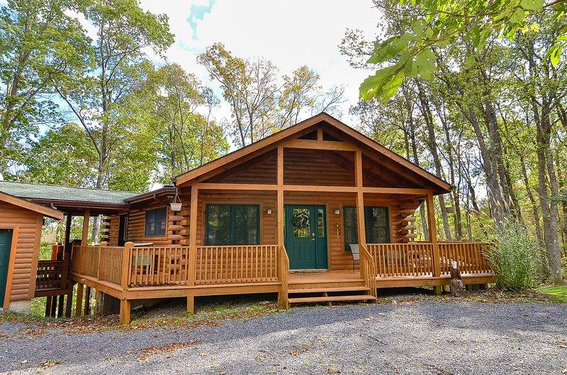Cozy Cabin, vacation rental in Deer Park