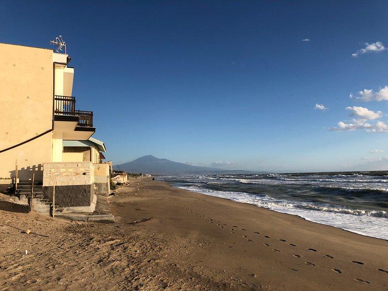 paradiso fronte mare, alquiler vacacional en Lentini