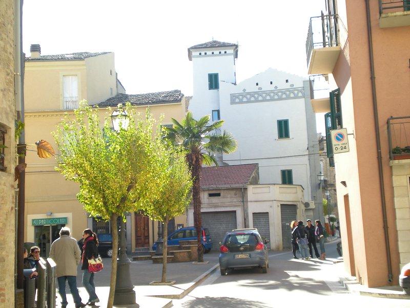 La Torretta casa signorile per turisti pregiati, vacation rental in Scerni