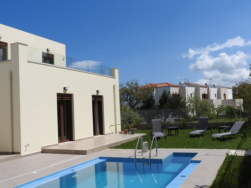 The Villa of Europe in Crete West, holiday rental in Gallos