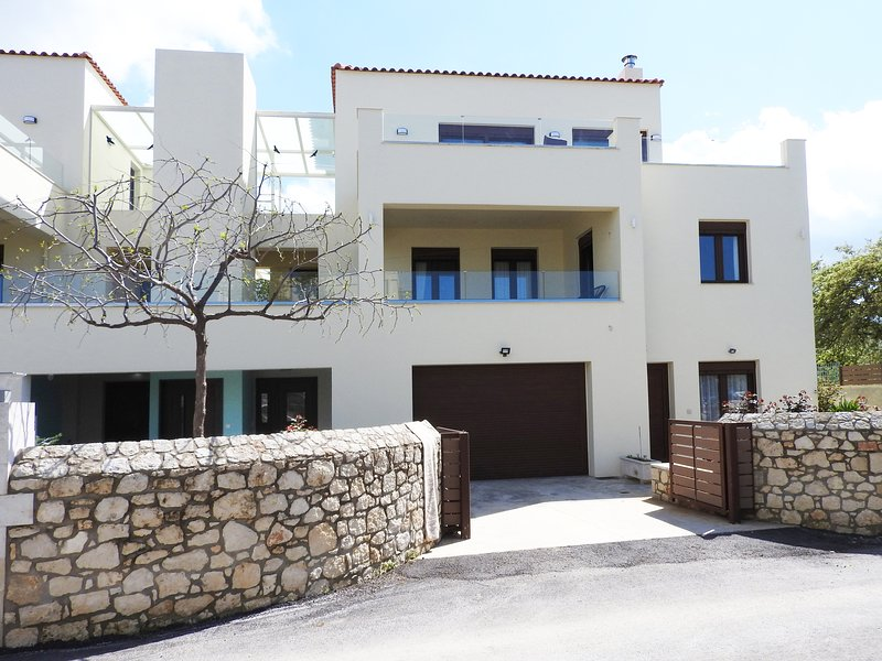 The Villa of Europe in Crete East, holiday rental in Gallos