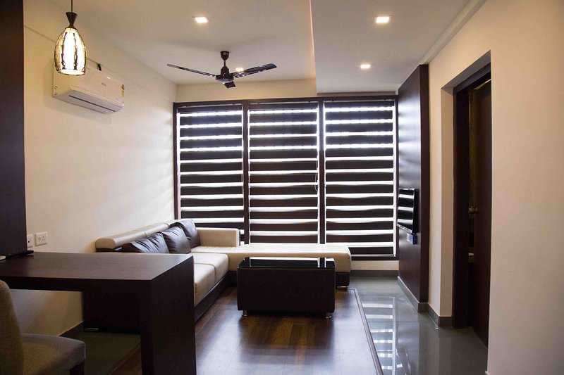 Capital Residency Suite, holiday rental in Muthanga