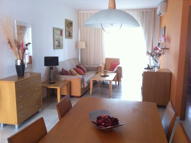 Apto. con Aire Acondicionado en Valdelagrana, holiday rental in Valdelagrana