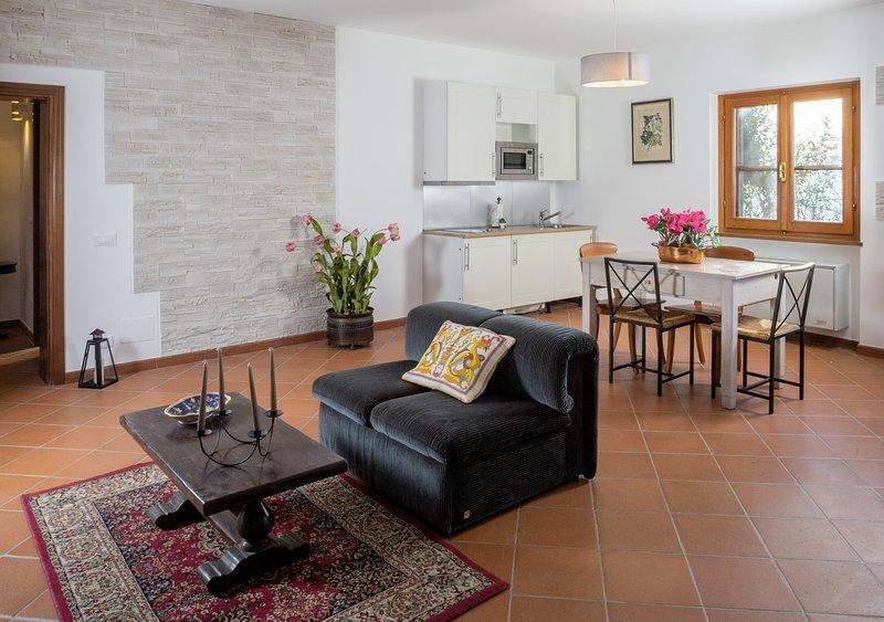 Casa Vacanza L'olivo, Ferienwohnung in Armenzano