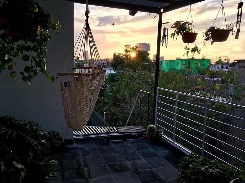 Common terrace 3rd. floor