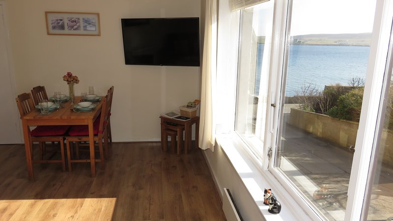 Central Lerwick Holiday Apartment, aluguéis de temporada em Sandwick