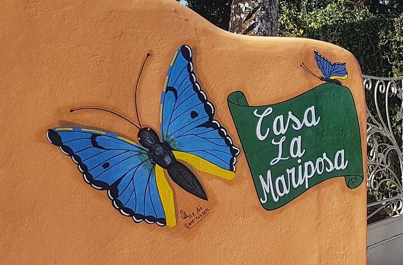 Casa Mariposa, caribbean home for 4 close to beaches, vacation rental in Las Galeras
