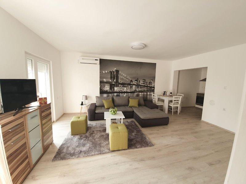 Familly house near the beach, holiday rental in Gornji Karin