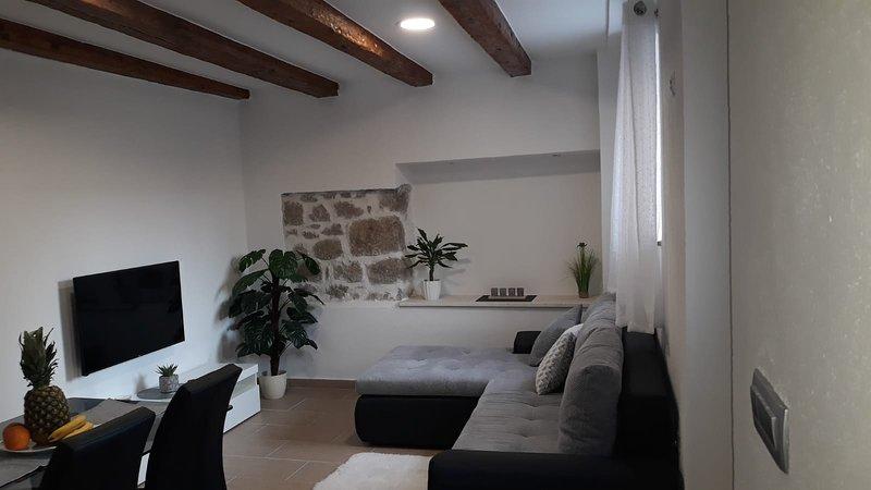 PAKOSTANE, Stone house apartment (A1), holiday rental in Pakostane