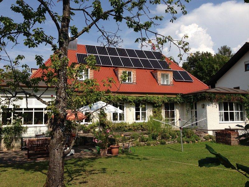 Wohnen im Grünen, vacation rental in Unterhaching