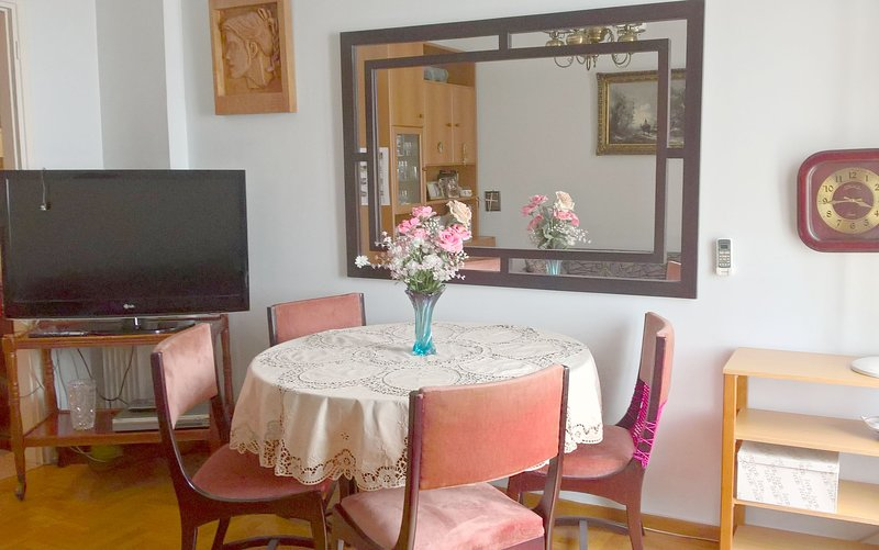 STUDIO for 3, comfortable, holiday rental in Zografou