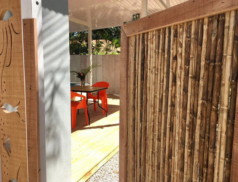 El pasito cabinas Dos, location de vacances à Playa Potrero