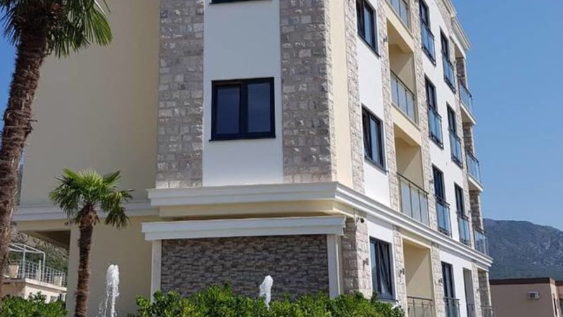 The Magic Sea View Apartment, holiday rental in Becici